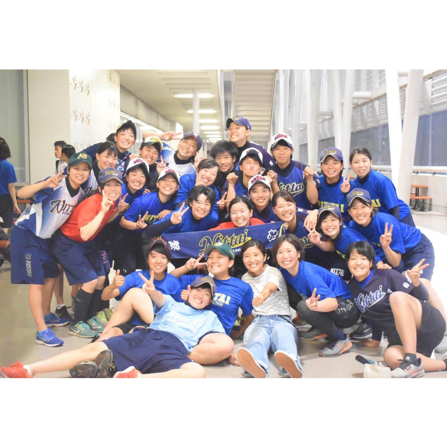 日本体育大学 女子軟式野球部