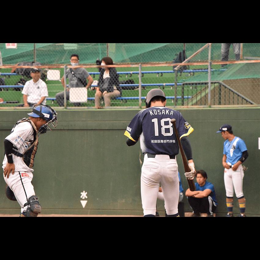 近畿医療専門学校野球部モリーズ